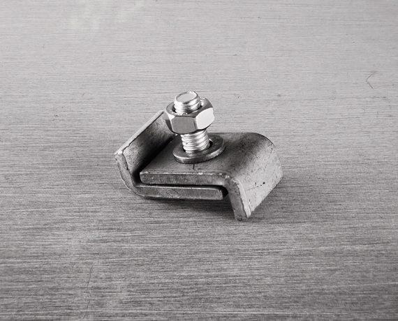 Łącznik siatki panelowej - metalowy